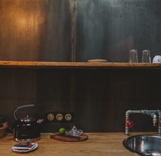 Miss Sophies Olomouc kitchen