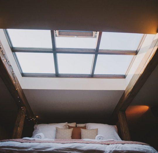 Miss Sophies Olomouc skylight window