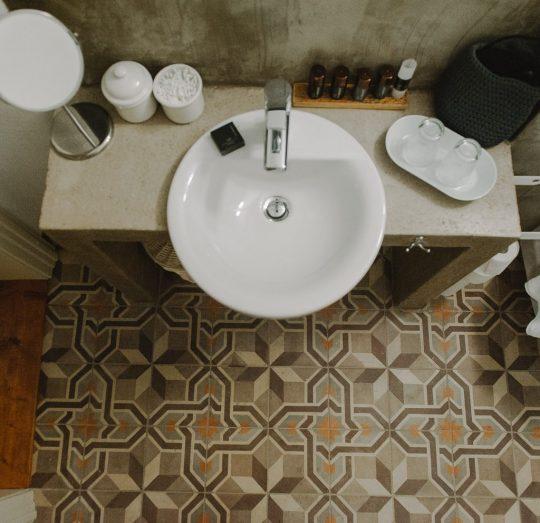 Miss Sophies Olomouc bathroom