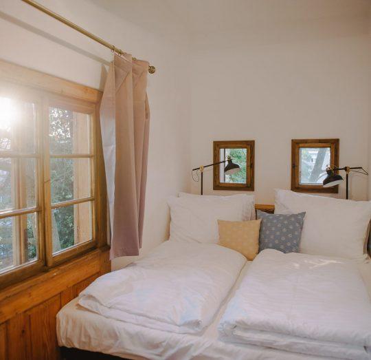 Miss Sophies Olomouc room
