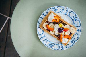 Miss Sophie´s Olomouc waffle