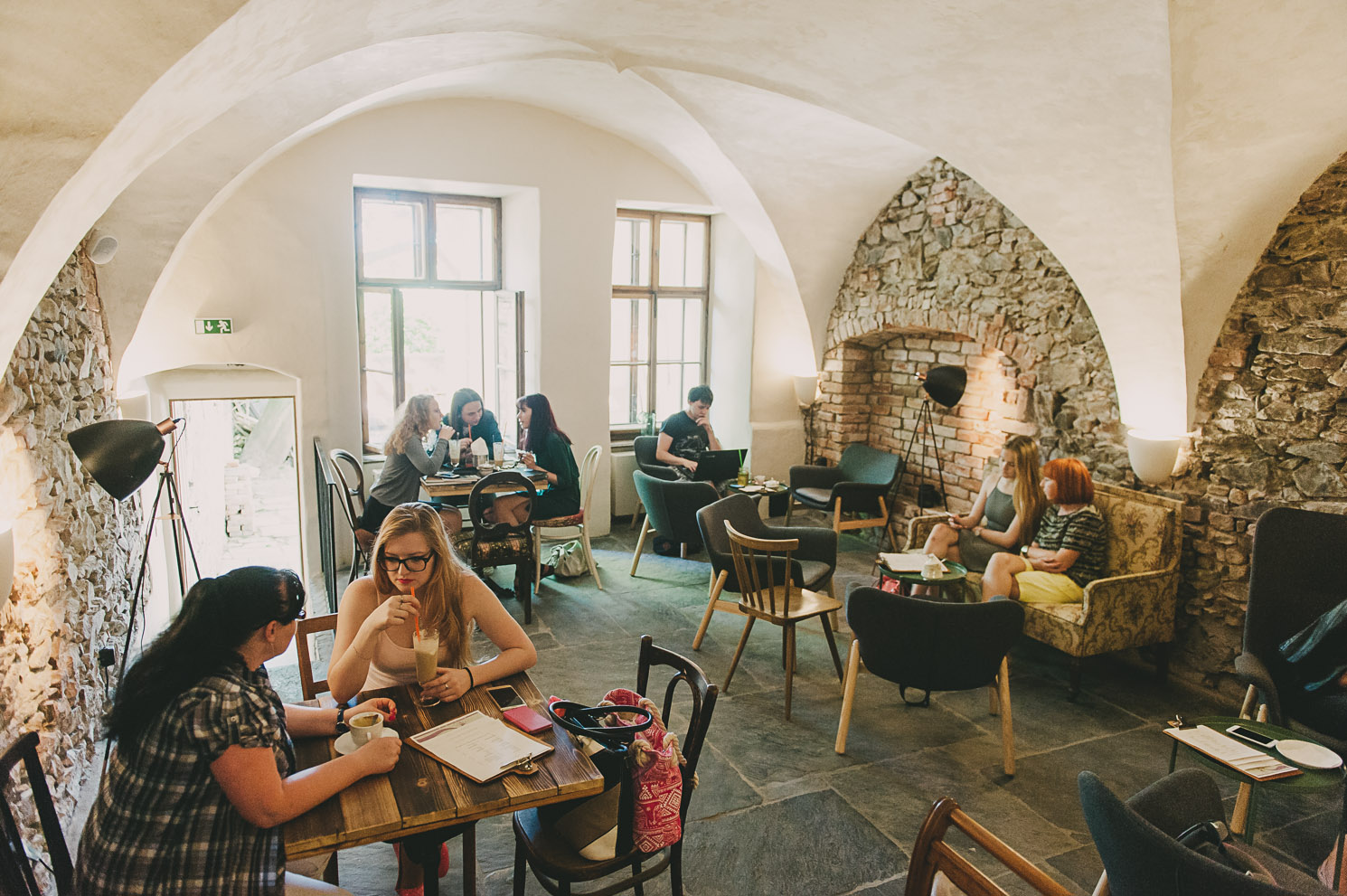 Sophies Cafe at Olomouc