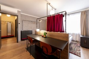 Miss Sophie's Downtown double room