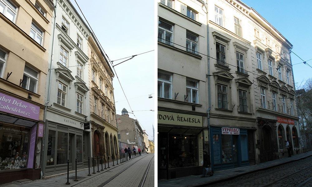 Miss Sophies Olomouc building under construction