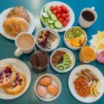 MS Downtown - breakfast